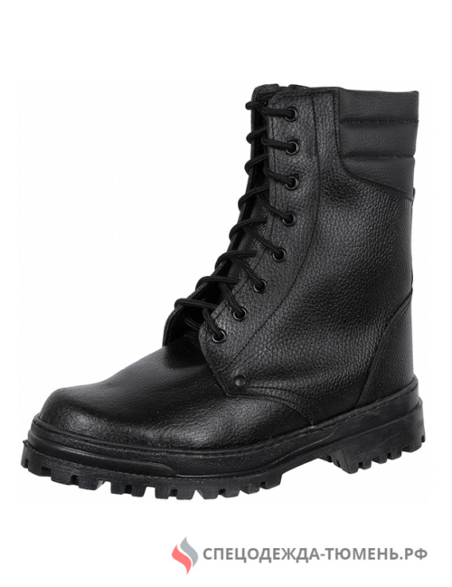 Ботинки ОМОН хром НМ