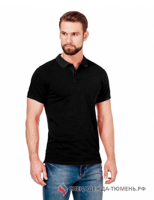 Рубашка-Поло, черный