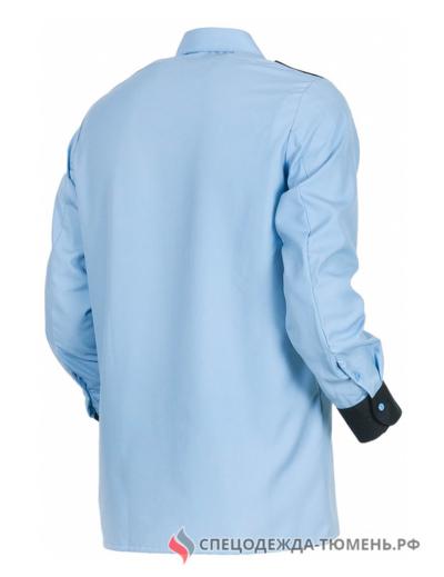 Рубашка с длинным рукавом мужская