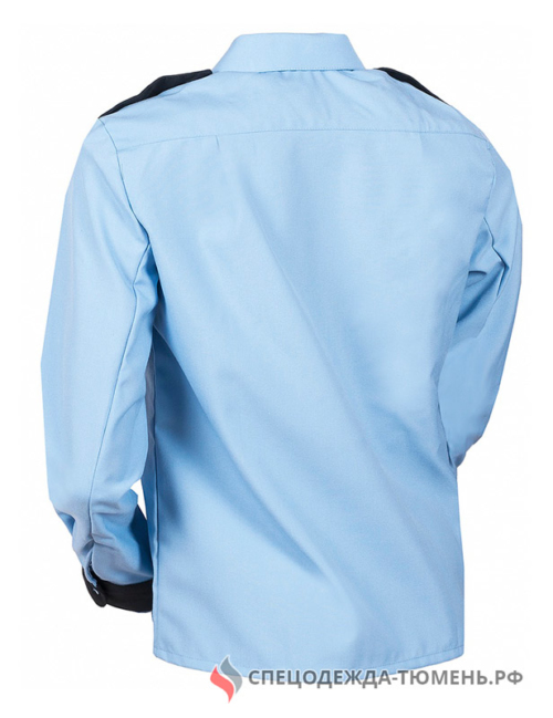 Рубашка с длинным рукавом женская