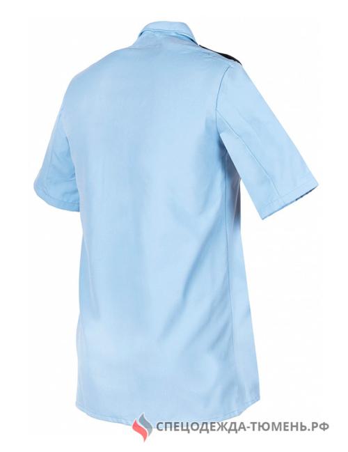 Рубашка с коротким рукавом мужская