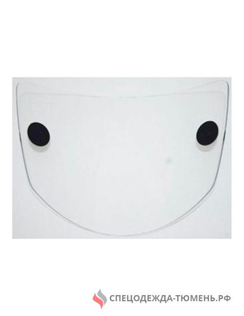 Комплект панорамных покровных стекол к щитку сварщика (комплект 5 шт.), 00630