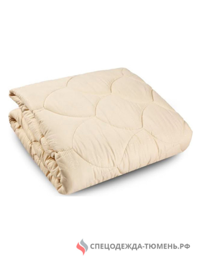 Одеяло 1,5сп шерсть/чемодан (140х205)