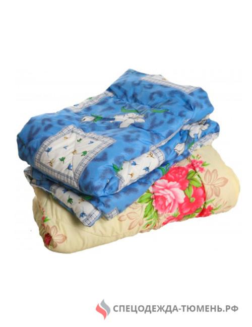 Одеяло 1,5сп синтепоновое (140х205) Зима