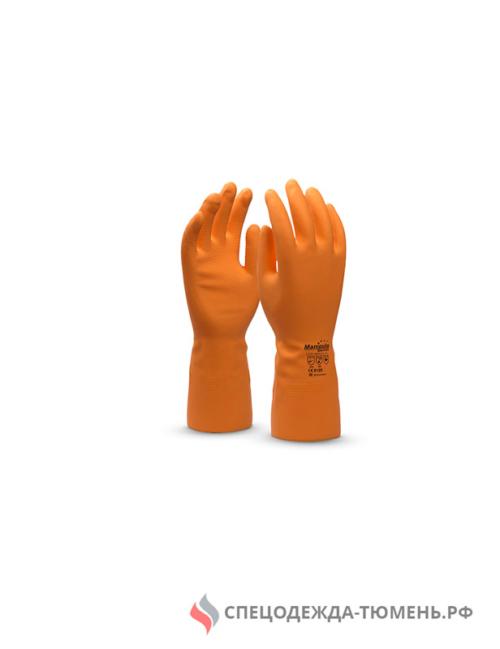 Перчатки Манипула Цетра (L-F-04, латекс 0,75 мм)