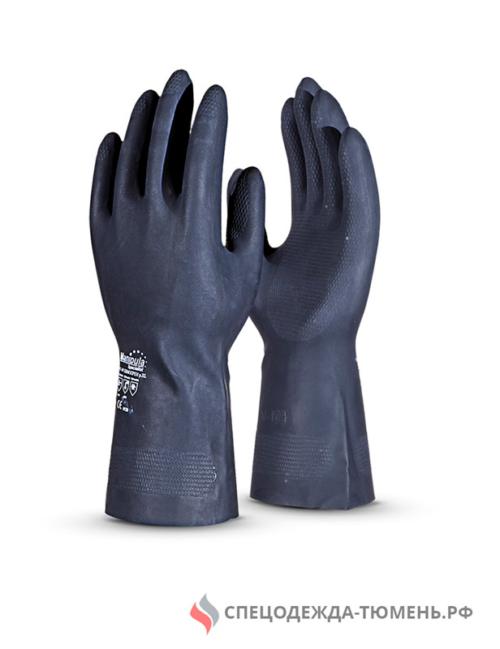 Перчатки Манипула Химопрен