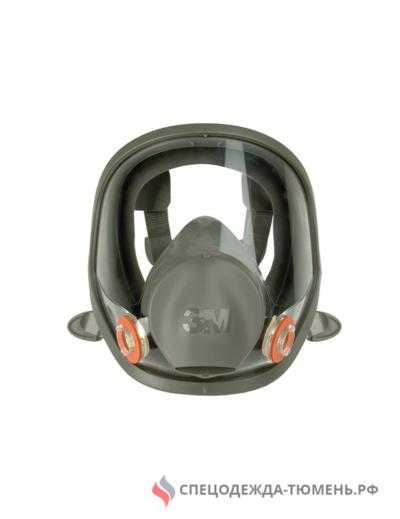 Полнолицевая маска 3M™ 6000