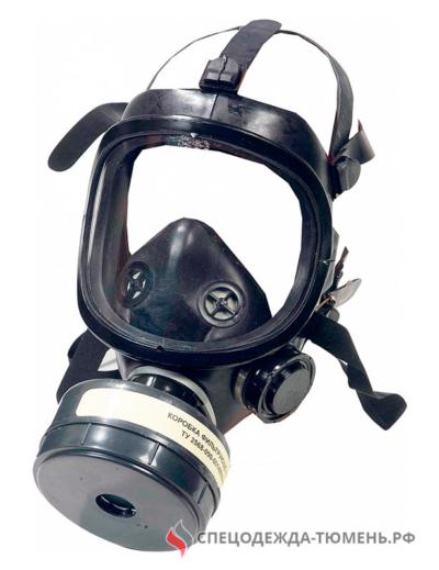 Противогаз промышленный ППФ-1 с маской ППМ-88