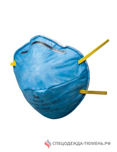 Респиратор 3М™ 9915 (FFP1) без клапана, противоаэрозольный, кислые газы