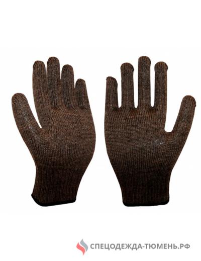 Перчатки трикотажные ЭЛЬБРУС пш с верблюжьей шерстью (Россия)