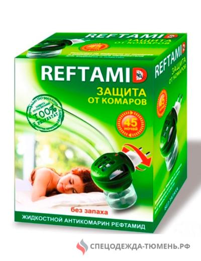 Рефтамид Жидкостной комплект 45 ночей без запаха