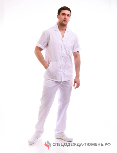 Блуза «Скай», белый