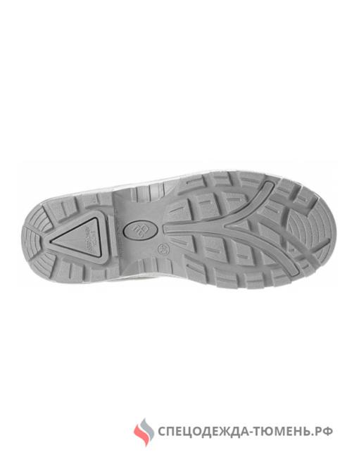 Ботинки юфтевые (искусственный мех) МН ПУ/ПУ ЭлитСпецОбувь (арт.14/1), черный