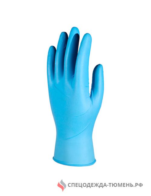 Перчатки Манипула Эксперт Н+ (NO-PF-20, нитрил 0,12мм, упак. 50пар)
