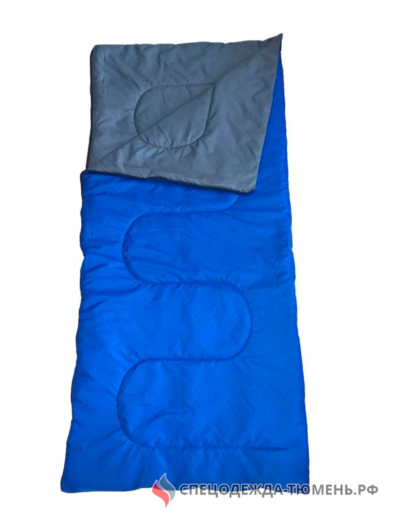 Спальник/Одеяло 180*73 (СО150), васильковый