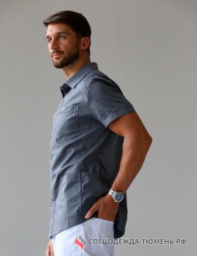 Блуза «Терапи» DS, серый