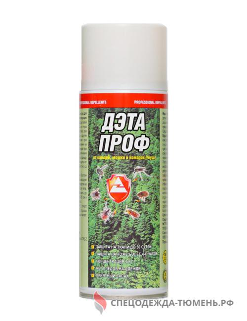 """""""Дэта-Проф"""" репеллент от клещей и комаров (и др.гнуса), 520 мл"""
