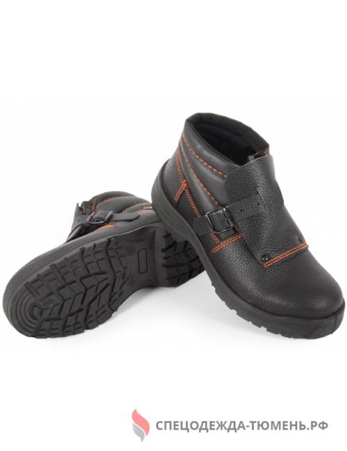 Ботинки Сварщика МП ТПУ Sura