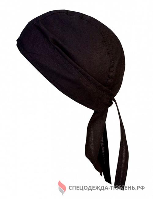 Бандана Unit Air (тк.Хлопок,105), черный