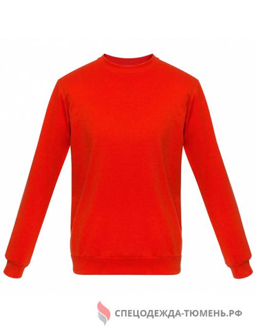 Толстовка Unit Toima (тк.Хлопок,230), красный