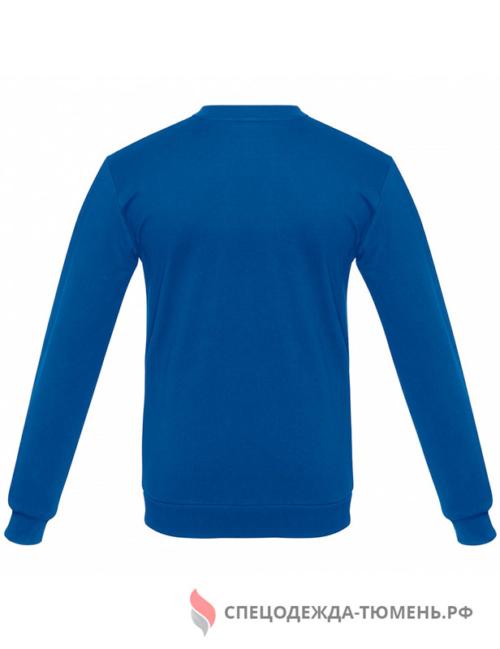 Толстовка Unit Toima (тк.Хлопок,230), ярко-синий