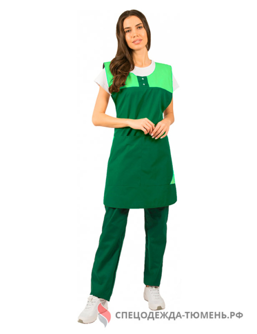 артук-сарафан Монэ (тк.ТиСи), т.зеленый/салатовый