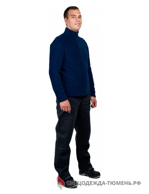 Куртка (тк.Флис, 280), т.синий
