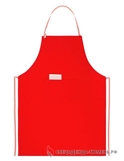 Фартук Recipe, красный