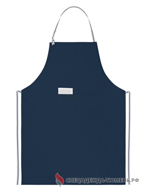 Фартук Recipe, синий
