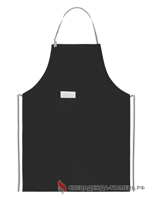 Фартук Recipe, черный
