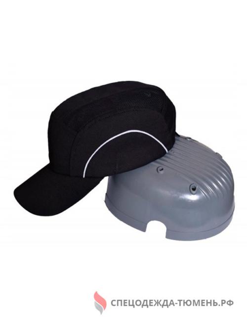 Каскетка защитная с СОП, черный