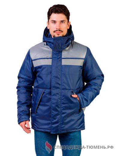 Куртка утепленная Эльбрус (тк.Оксфорд)