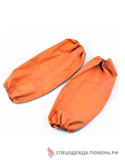 Нарукавники (тк.Мед.клеенка,500), оранжевый