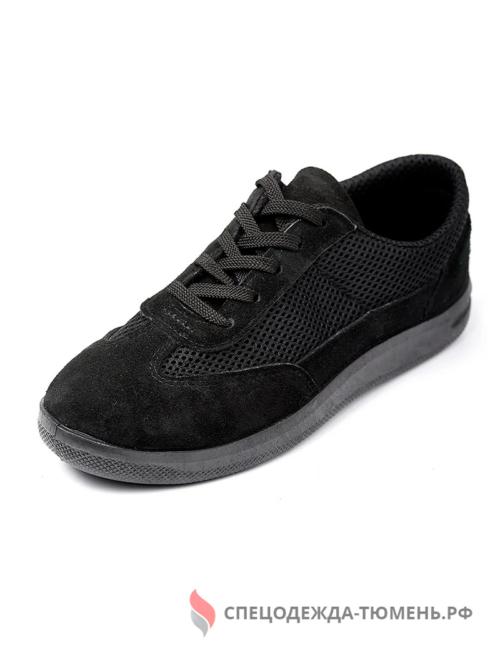 Кроссовки Лайт ПВХ черные